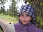 Olivia selfie