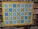 Baby Quilt by Judy Foucher