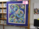 Library Raffle quilt 2015
